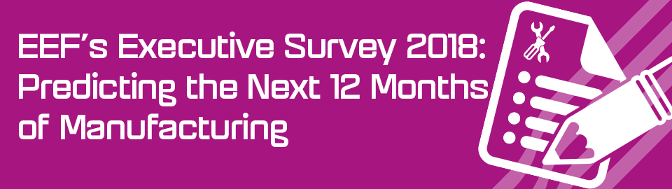 EEF's Executive Survey 2018
