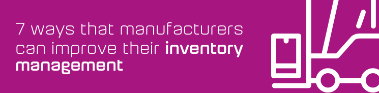 Improve your inventory management