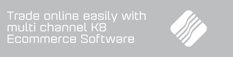 trade online easily with k8